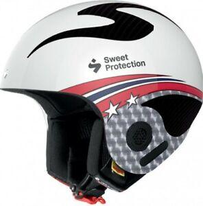 Sweet Protection Volata MIPS TE Ski Helmet - Team USA Edition, size S/M 53-56cm
