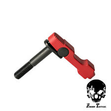 RED Ambi-Mag Release WITH Spring 223 556 Tactical - Ambidextrious Mag release