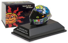 Minichamps Valentino Rossi Helmet Misano MotoGP 2015 - 1/8 Scale