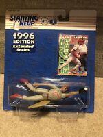 1996 STARTING LINEUP - SLU - MLB - BARRY LARKIN - CINCINNATI REDS - EXTENDED