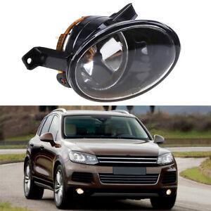 For Volkswagen VW Touareg 7P 2011-2014 Right Front LED Fog Light Fog Lamp w/Bulb