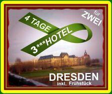 TOP 4 TAGE DRESDEN URLAUB für 2 Pers. mit ÜF im 3***HOTEL zentral in DD-NEUSTADT