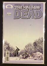 THE WALKING DEAD #8 Comic Book 1st Printing VF/NM Image 2004 Robert Kirkman
