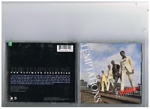 THE TEMPTATIONS CD   GREATEST HITS..THE BEST OF..ULTIMATE COLLECTION