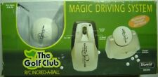 The Golf Club R/C INCRED-A-BALL Magic Driving System Golfing Trick Ball NEW