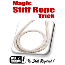 Stiff Rope by Mr. Magic from Murphy's Magic