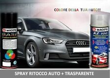 Bomboletta Spray RITOCCO VERNICE 400 ml + TRASPARENTE MAZDA 35A MEDIUM PLATINUM