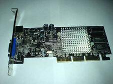 GeForce 4 MX 4000 AGP Grafikkarte VGA 64 MB TV-O. SVid