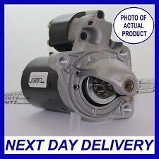 FITS FORD FIESTA MK4/5/6 1.25/1.4/1.6 01-2013 PETROL RMFD GENUINE STARTER MOTOR