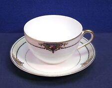 Noritake China GOTHAM 71437 ca. 1920's Cup and + Saucer Set