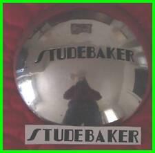 Studebaker 1937 Dictator Hubcap Vinyl for 4 caps - PLEASE READ DESCRIPTION