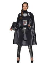 "STAR WARS DARTH VADER Da Donna Costume, Piccolo, USA (6-10), Busto 36-38"", girovita 27-30"""