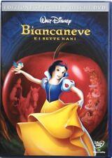 Dvd Biancaneve e i Sette Nani - edizione speciale 2 dischi Usato
