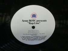 "ARMY ROTC Presents ""Rap Line"" October  1-15, 1975 LP"