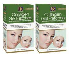 Daggett & Ramsdell Collagen Gel Patches 6 Anti-Aging Under Eye Treatments-2Boxes
