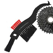 5 in 1 Gear Rotor Chain Brush Dirt Oil Clean Cleaning Cycling Scrubber