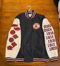 Boston Red Sox World Series Jacket