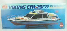 Vintage Academy 540 Baltic Viking Cruiser 1/20 Scale Rc Boat w/Box Sealed Bags