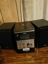 New listing Jvc Micro Component Stereo System Cd Player Ux-G28