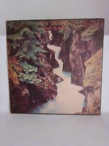 CAT STEVENS - BACK TO EARTH - 33 GIRI, ISLAND, 1978