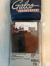 Galco Stow N Go for SIg SAUER P239 9/40/.357SIG Left hand Tan (IWB) STO297