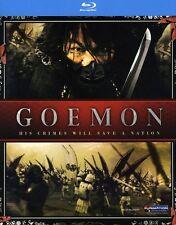 Goemon (2012, Blu-ray NEUF) BLU-RAY/WS