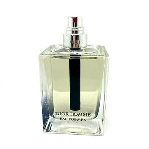 Dior Homme Eau For Men Eau De Toilette 3.4 fl oz *** READ DETAILS