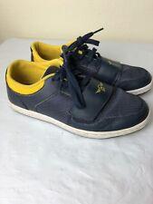 Creative Recreation Sneaker Men's Us 7 Blue & Yellow Shoes Tennis Basketball