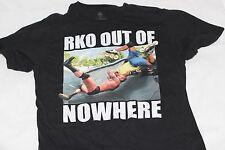 Randy Orton RKO Out of Nowhere T-Shirt SZ M