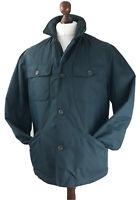 """Men's Lacoste Field Style Button Up Jacket UK 40 EU 50 M / L  23"""" P2P Devenlay"""