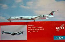 Herpa Wings 1:500 Bombardier CRJ-705 Air Canada Express C-GOJZ  526265