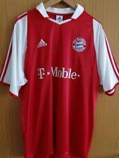 Trikot FC Bayern München 2003-2004 Home [XL] FCB Rarität. NEU