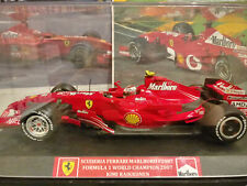 """1/18 Ferrari F2007 Kimi Raikkonen World Champion 2007 """"Marlboro"""""""