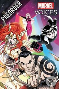 Marvel's Voices: Pride #1 Cover A Marvel Comics PREORDER SHIPS 23/06/21