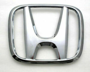 """Front Grill """"H"""" Emblem For Honda Accord 2003 2004 2005 2006 2007 2008 2009"""