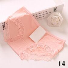 Las mujeres la ropa interior de las bragas de algodón escritos Nuevo
