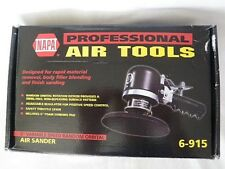 """NEW NAPA PROFESSIONAL AIR TOOL SANDER 6"""" VARIABLE SPEED RANDOM ORBITAL"""