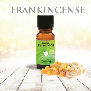 Frankincense Essential Oil 10ml - 100% Pure - For Aromatherapy & Home Fragrance