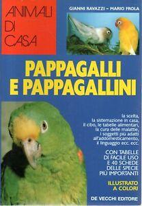 @ Mu30 Pappagalli e pappagallini Gianni Ravazzi De Vecchi 1993