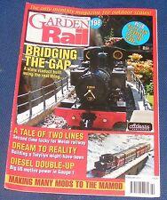GARDEN RAIL ISSUE 198 FEBRUARY 2011 - BRIDGING THE GAP