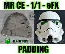 Stormtrooper Sandtrooper PADDING for MR CE -1/1- eFX helmets  STAR WARS  prop