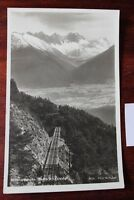 Postkarte Ansichtskarte Bayern Mitten Waldbahn