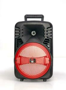 1500w Portable FM Bluetooth Speaker Subwoofer Heavy Bass Sound System Party