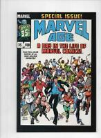 MARVEL AGE #35, VF/NM, The Gang 1985 1986 more in store