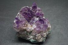Amethyst Druzy 11 Oz Dark Purple Geode Crystals 03255
