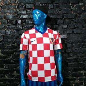 Croatia Jersey Home football shirt 2008 - 2009 Nike 264435-614 Mens Size M