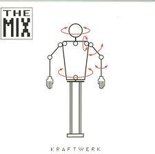 KRAFTWERK THE MIX DOPPIO VINILE LP REMASTERED NUOVO E SIGILLATO  !!