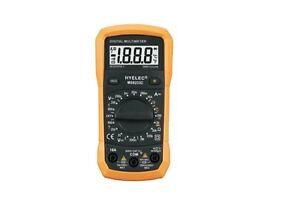 MS8233C Pocket Size Digital Multimeter designed to CE, ETL, CAT.II 600V