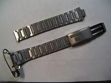 NOS Ladies Seiko Stainless Steel Bracelet     c