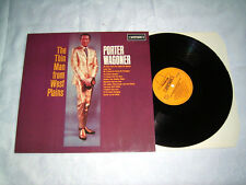 LP - Porter Wagoner The thin Man from west Plains - MINT # cleaned